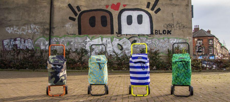 rad union trolley bags